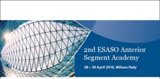 2nd ESASO Anterior Segment Academy