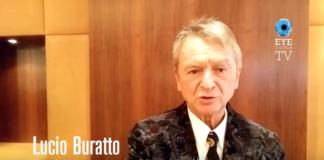 Lucio Buratto parla della Sindrome dell'occhio secco