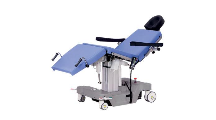 Poltrona operatoria per chirurgia oftalmologia