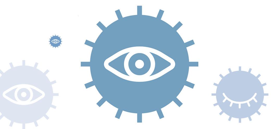 superficie oculare